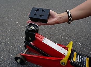 Carpropads Standard Wagenheberauflage Mit Abrutschsicherer Stahl Basisplatte 5