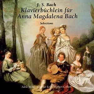 Aus dem Klavierbüchlein für Anna Magdalena Bach