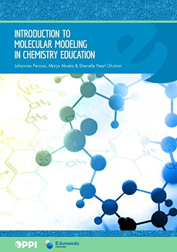 Introduction to Molecular Modeling in Chemistry Education (English Edition)