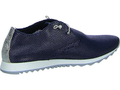 Donna Carolina 37763041 006, Sneaker Donna Blau