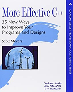 More Effective C++: 35 New Ways to Improve Your Programs and Designs (Professional Computing) (020163371X) | Amazon Products