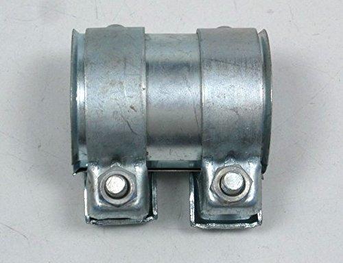 Universal Rohrverbinder Verbinder Schelle Doppelschelle Ø 55-60,5 mm L = 88 mm