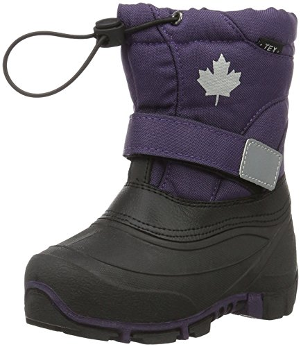 Canadians Jungen Stiefel, Violett (880 Lilac), 32 EU