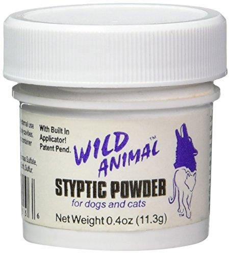 Artikelbild: Wild Animal Blutstillendes Puder