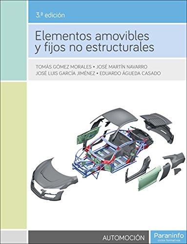 Elementos amovibles y fijos no estructurales 3.ª edición por ULISES MARTÍN DÍAZ