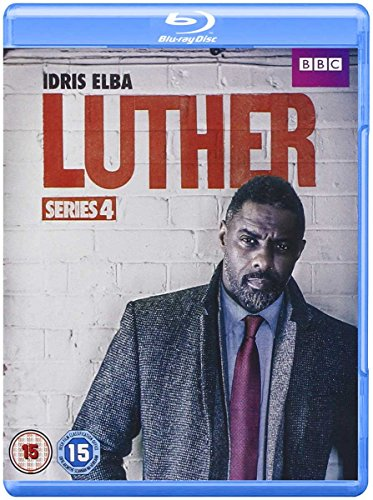 Luther - Series 4 [Blu-ray] [UK Import] Preisvergleich