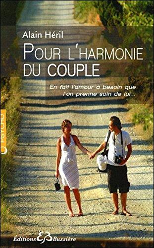 Pour l'harmonie du couple