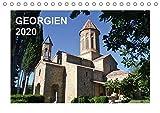 GEORGIEN 2020 (Tischkalender 2020 DIN A5 quer): Eine zauberhafte Reise durch Georgien (Monatskalender, 14 Seiten ) (CALVENDO Orte) -