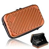 Bōrui disque dur Sac étui de transport de rangement organisateur de voyage universel Sac pochette pour téléphone portable ordinateur MP3iPad Câbles USB Power Banks disque dur 6,3cm disque dur