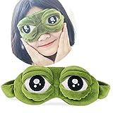 Solike Nette Augen decken die traurige 3D-Augenmaske decken schlafen Ruhe schlafen Anime lustiges Geschenk