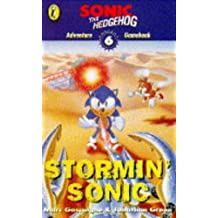 Sonic the Hedgehog Adventure Gamebook 6: Stormin' Sonic: Stormin' Sonic Bk. 6 (Puffin adventure gamebooks)