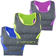 Sports Bra for Women High Impact non padded workout bra Yoga Gym Activewear Bras