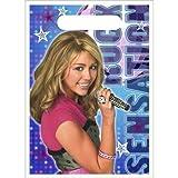 Hannah Montana Loot Bags 8ct