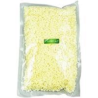 SODIAL(R) 2-libras Blanco Puro ¨C Bolita de Cera de Abejas - Grado Cosmetico, Calidad Superior