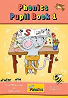 Jolly Phonics Pupil Book 1: in Precursive Letters (British English edition) (Jolly Learning)