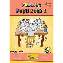 Jolly Phonics Pupil Bookbook 1