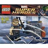 LEGO Super Heroes: Hawkeye Avec Equipment Jeu De Construction 30165 (Dans Un Sac)