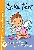 Cake Test (Reading Ladder Level 2)