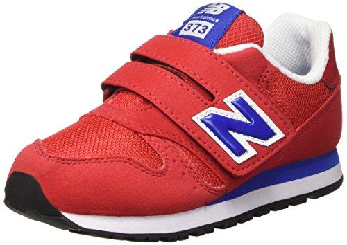 New Balance NBKV373RDP Scarpe Walking Baby Bambino, Rosso (Red Navy), 30 1/2