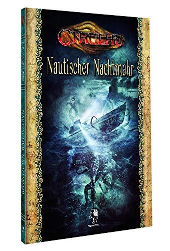 Pegasus Spiele Cthulhu: Nautischer Nachtmahr (Softcover)