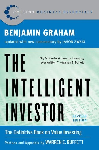 Buchseite und Rezensionen zu 'The Intelligent Investor, Rev. Ed (Collins Business Essentials)' von Benjamin Graham