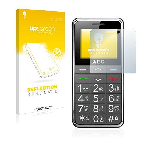 upscreen Matt Schutzfolie für AEG Voxtel SM250 – Entspiegelt, Anti-Reflex, Anti-Fingerprint
