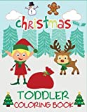 Best Christmas Books For Toddlers - Christmas Toddler Coloring Book: Christmas Coloring Book Review