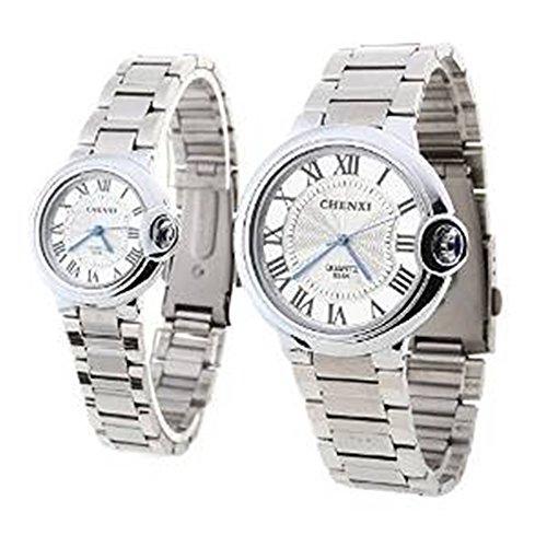 SSITG s00603 – Armbanduhr, Armband in Edelstahl
