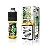 XEO E-Liquid - Aroma: Apple Pie, nikotinfrei