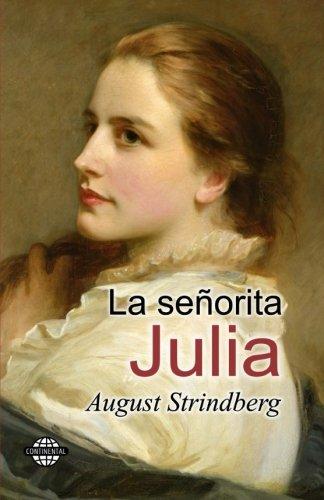 La señorita Julia por August Strindberg