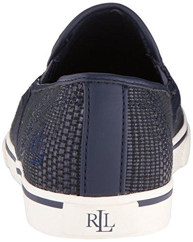 Lauren Ralph Lauren Janis Fashion Sneaker Navy