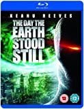 The Day The Earth Stood Still [Blu-ray] [2008]