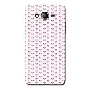 TOO MANY PINK BOWS BACK COVER SAMSUNG ON5 PRO