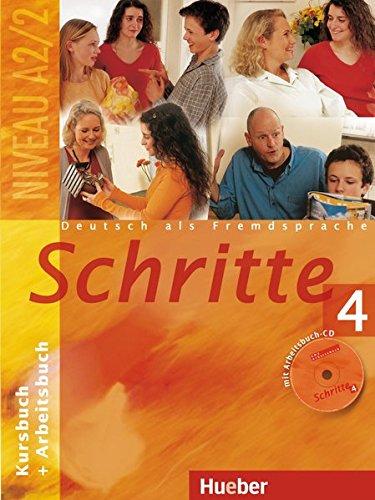 Schritte International 4. Kursbuch Y Arbeitsbuch (+  CD)