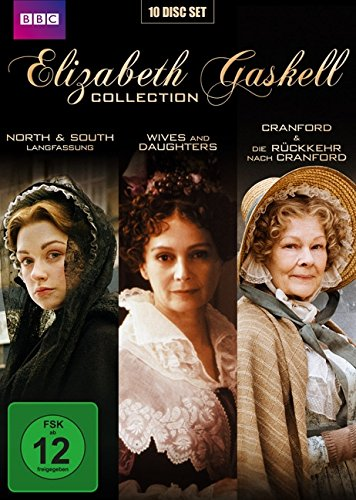 Elisabeth Gaskell Collection: Cranford - Die Rückkehr nach Cranford/North & South - Langfassung/Wives & Daughters [Collector's Edition] [10 DVDs]