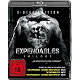The Expendables Trilogy [Blu-ray]