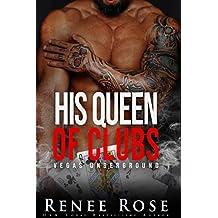 His Queen of Clubs: A Bratva / Dark Mafia Romance (Vegas Underground Book 6) (English Edition)