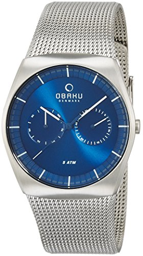 Obaku reloj hombre V176GMCLMC