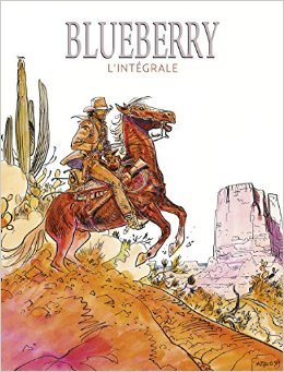 Blueberry - Intégrales - tome 0 - Blueberry - Intégrale complète de Charlier Jean-Michel,Giraud Jean (Illustrations)