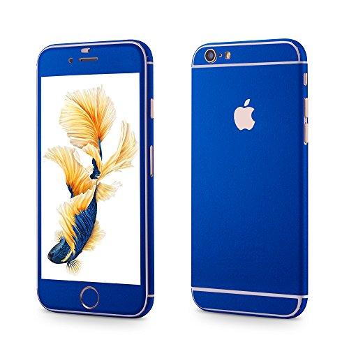 Sticker Apple iPhone 6 Plus, 6s Plus - OKCS - Skin Metallicfolie Folie Schutzfolie Slim Sticker Film - Spiderman Red