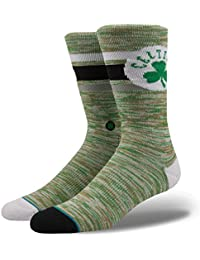 Stance Calcetines de Mezcla de la NBA Boston Celtics, Large