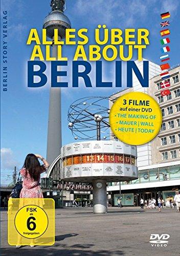 Alles über Berlin. All About Berlin, 1 DVD