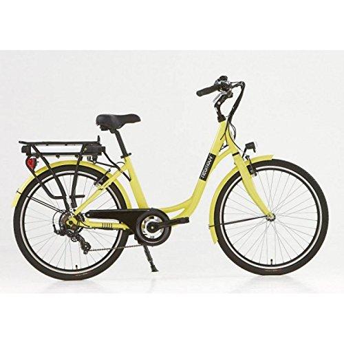 Vélo électrique NEOMOUV LINARIA 15 AH 2016 (Jaune, 44cm)