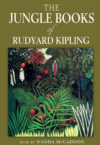 The Jungle Books (Abridged Library Edition)