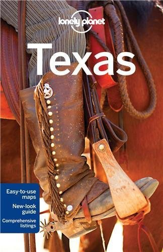 2nd Edition Lonely Planet Texas 2nd Ed.