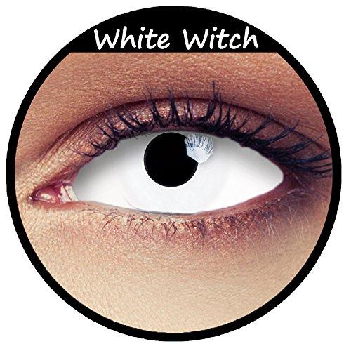 Kontaktlinsen 22mm Linsen Halloween Kostüm Cosplay Larp