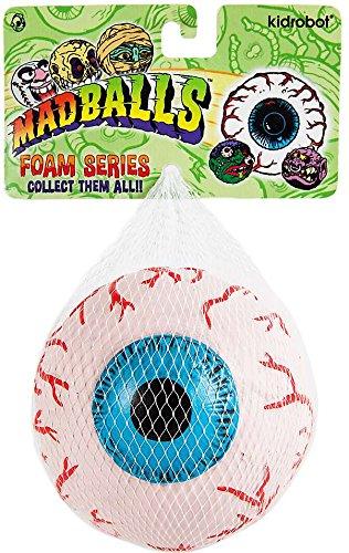 "Madballs 4"" Foam Figure: Oculus Orbus"