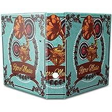 Motiv Akten Ordner Bedruckt 60mm DIN A4 Blumen Vintage