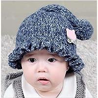 ETMAAA Baby Wollmütze Mode Baby warme Strickmütze