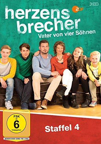 Herzensbrecher 4. Staffel (3 DVDs)